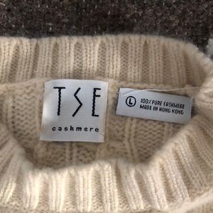 TSE Sweaters - TSE cashmere sweater